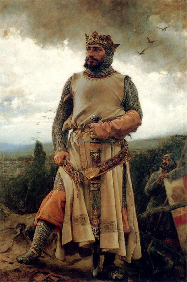 1. Alfonso