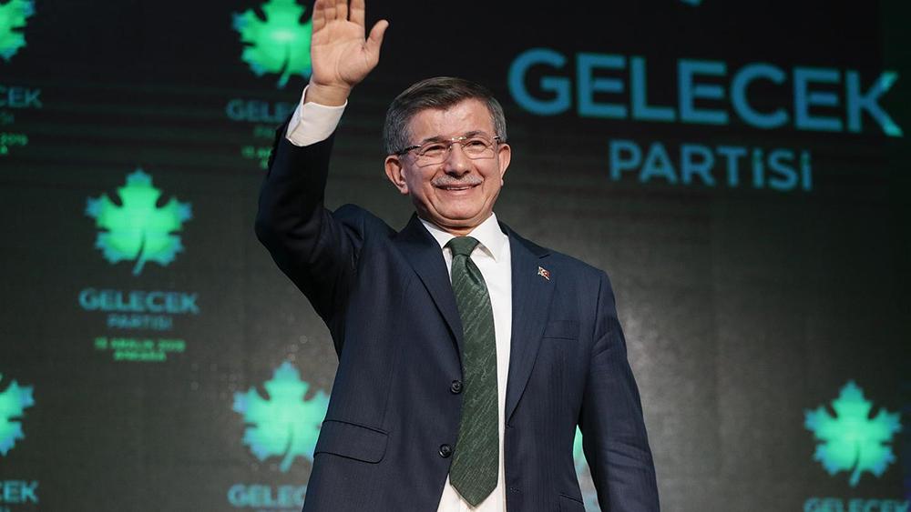 Ahmet Davutoğlu - Gelecek Partisi Kurucusu
