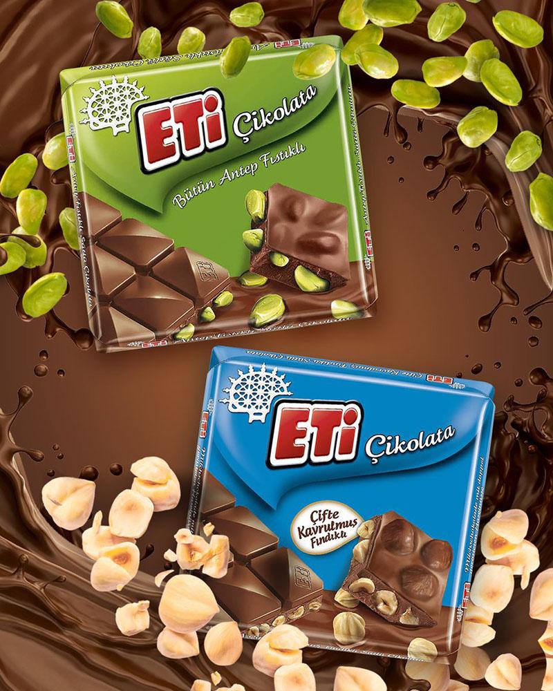 Eti Çikolata Keyfi