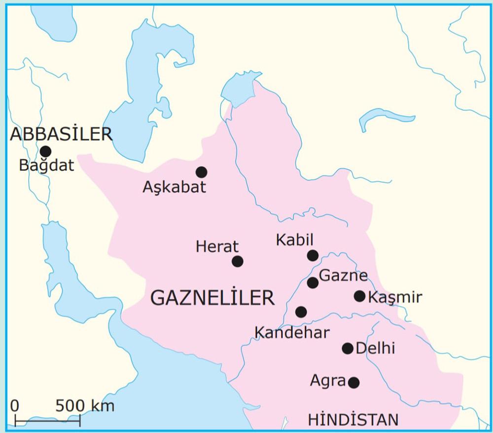 Gazneliler'i Kim Kurdu ? Gazneli Devleti'ni Kim Kurdu ?