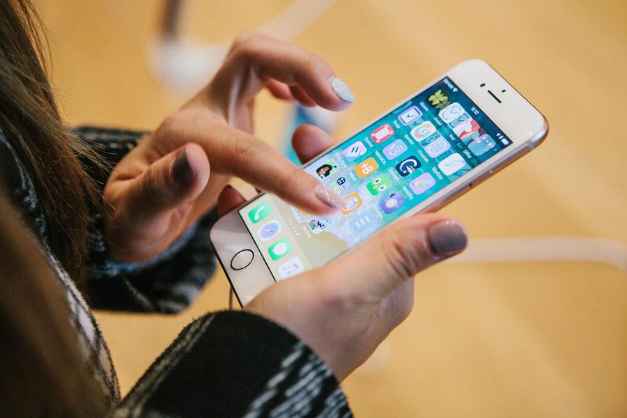 İlk Dokunmatik iPhone ?