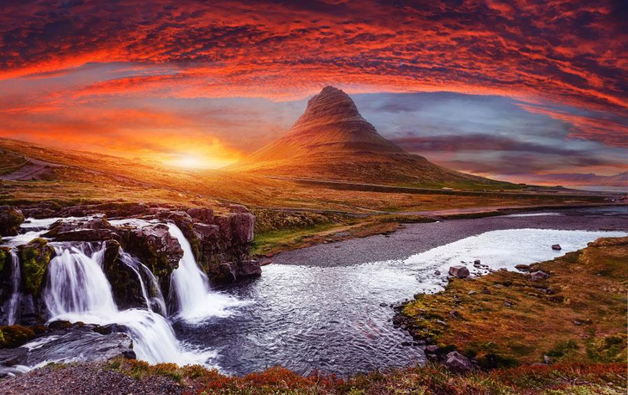 İzlanda'nın Yüzölçümü ve Coğrafi Yapısı. İzlanda'yı Kim Kurdu