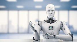 Robotu Kim Buldu ?