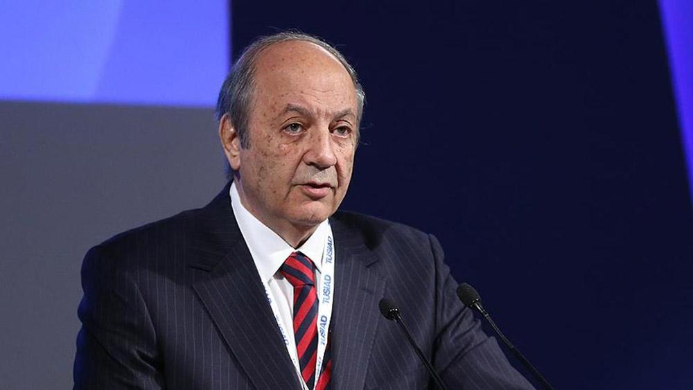 Anadolu Holding'in patronu Tuncay Özilhan